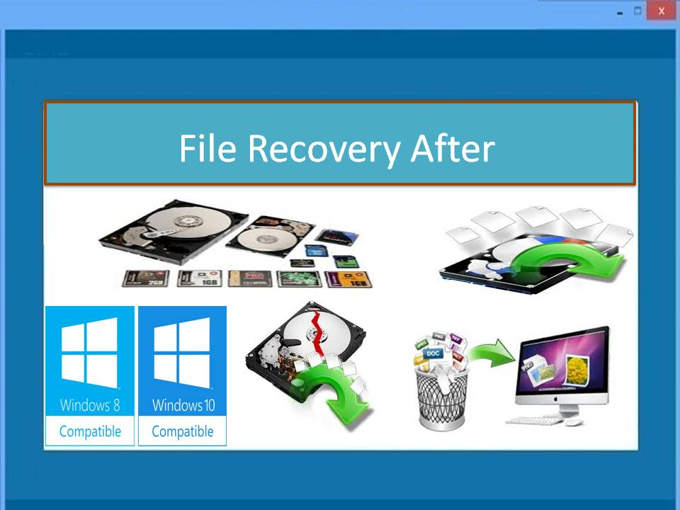 File Recovery After full screenshot